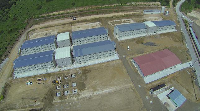 Construction Site Camp