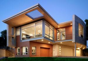 Steel Framed Houses