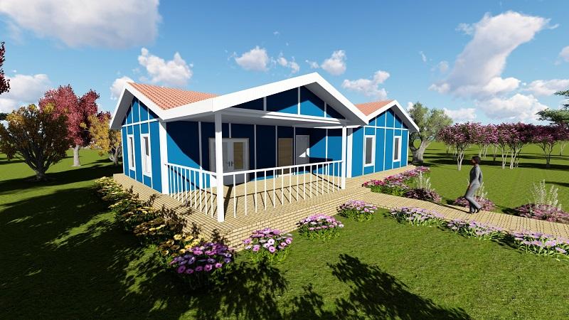Residential Prefab Building