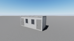 psn2 container house