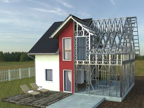 steel framed houses