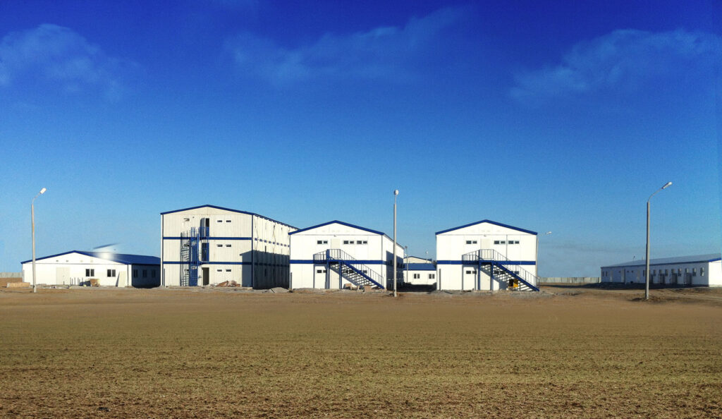 Site Accommodation and Offices